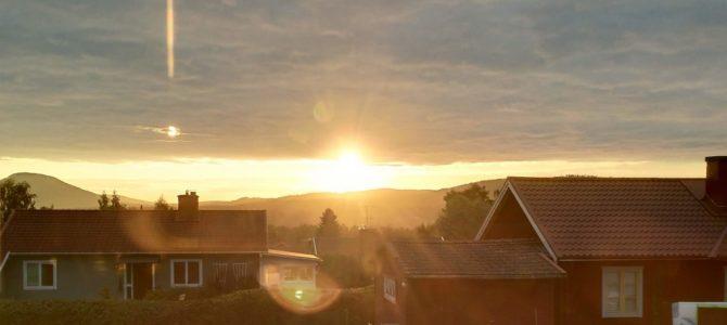 Underbara morgon