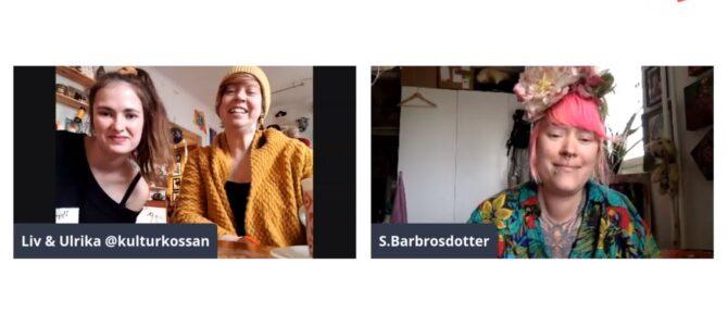 Vi sänder massor med live från Järvsö