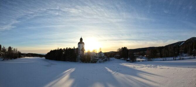 Magisk vinter i Järvsö
