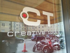 Creative Tools i Stockholm